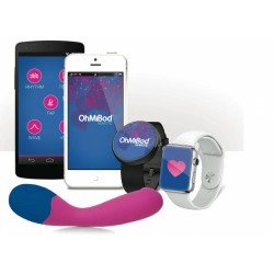 Вибратор OhMiBod blueMotion NEX2 WiFi/BT