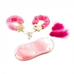 Набор For lovers (розовый)
