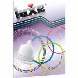 LUXE - Парный слалом (LX00310)