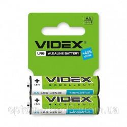 Батарейка Videx LR6 Alkaline (AA)