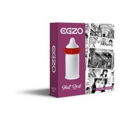 EGZO - Презервативы EGZO Hot Red (280710)