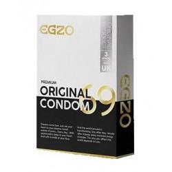 """EGZO - Плотнооблегающие презервативы """"Original"""""""