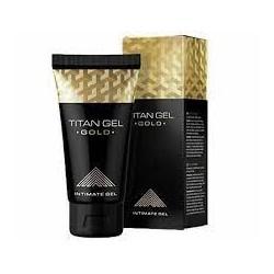 Титан Гель ГОЛД ОРИГИНАЛ (Titan Gel GOLD Original) - гель для увеличения члена, возбудитель