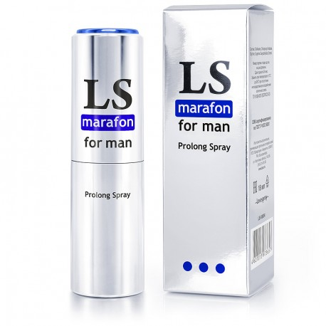 "Спрей ""Lovespray marafon"" для мужчин 18мл"