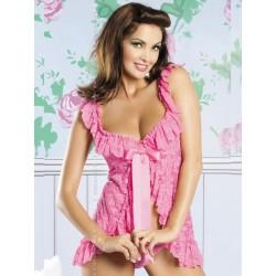 Комплект Obsessive Julia pink