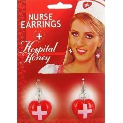 Серьги Секси медсестра