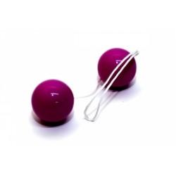 Вагинальные шарики Orgasm Purple
